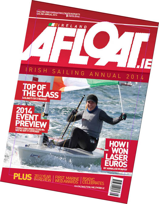 Afloat front cover