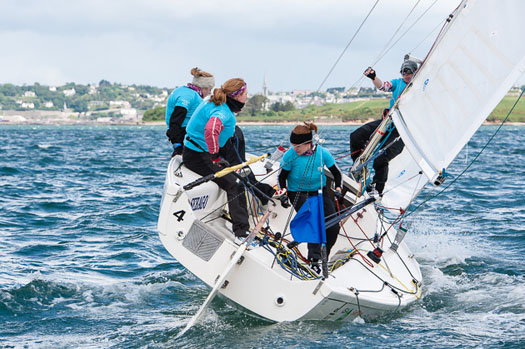 ISAF Womens Match Racing