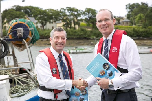 Fishing safety working group report launch