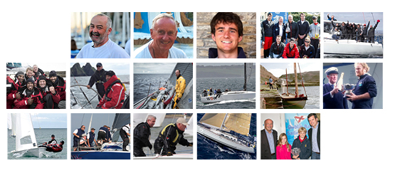Afloat Sailors of the month 2015 title=