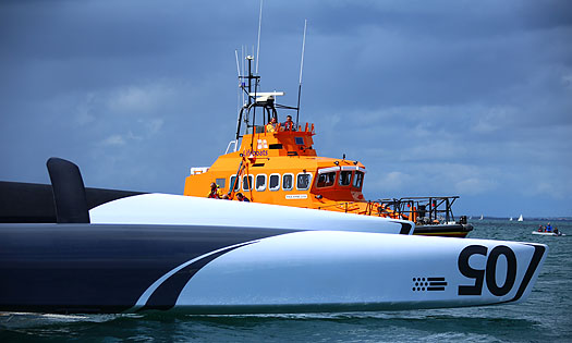 dunlaoghaire lifeboat