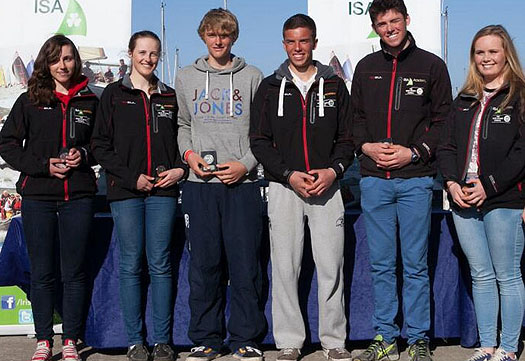 isaf youth team 2014