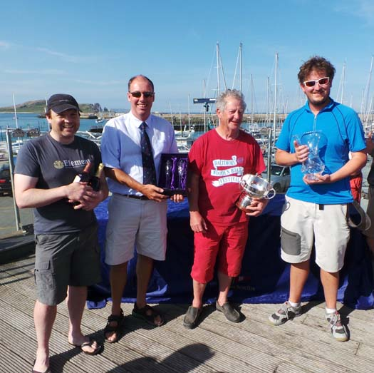 hyc sportsboat Overall winners