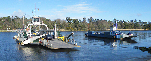waterford _island_ferry
