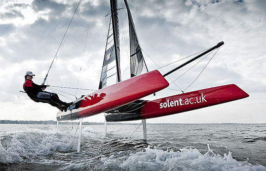 whisper_foiling_catamaran