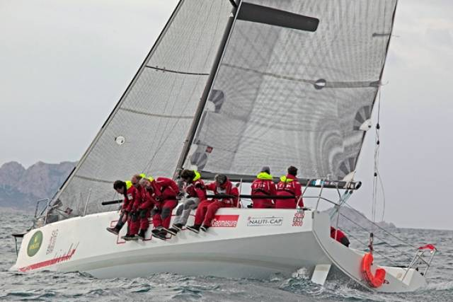 Jeanneau's Sun Fast 3600 Named IRC Boat of the Year 2016