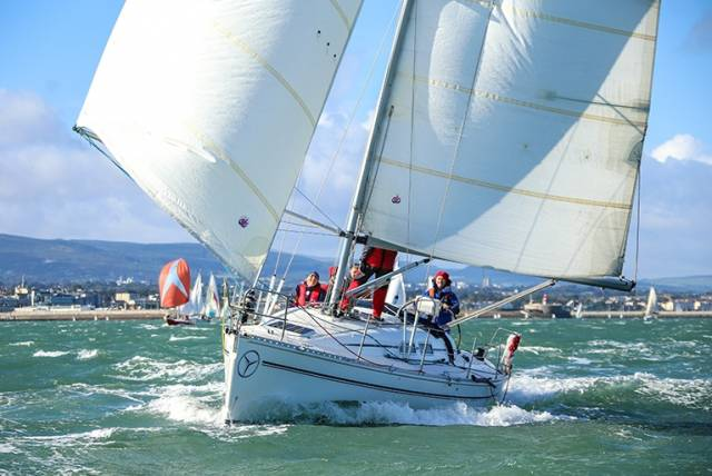 ISORA AGM Confirms Use of Autohelms in Irish Sea Offshore Races