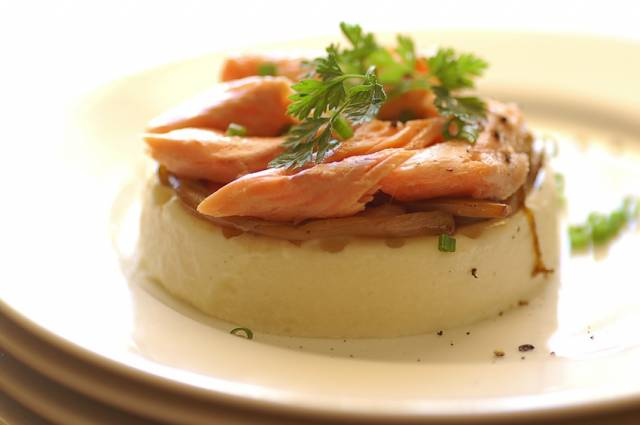 Smoked trout is just at home in the fine dining setting as it is on your own kitchen dinner plate