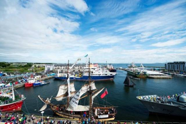 Second Annual SeaFest Nets 60,000 Visitors In Galway
